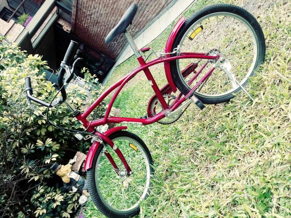 Bici rodado 20