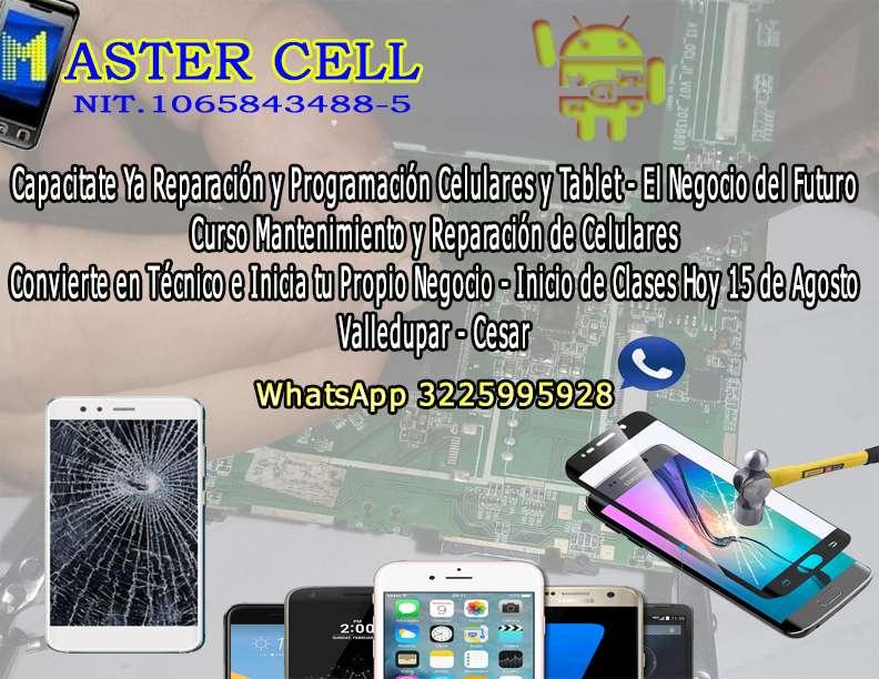 Curso Reparacion de Celulares Tablet