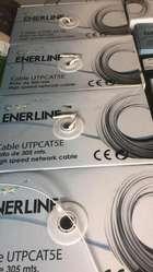 Cable Utp Cat 5 Interior X305M