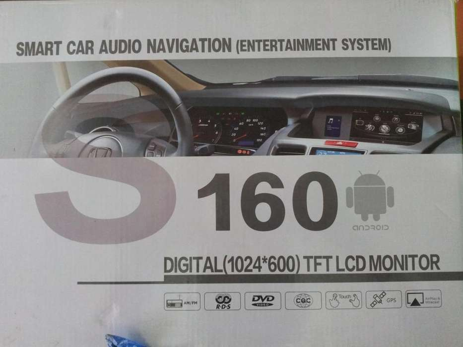 Radio Dvd Gps <strong>chevrolet</strong> Dmax Android