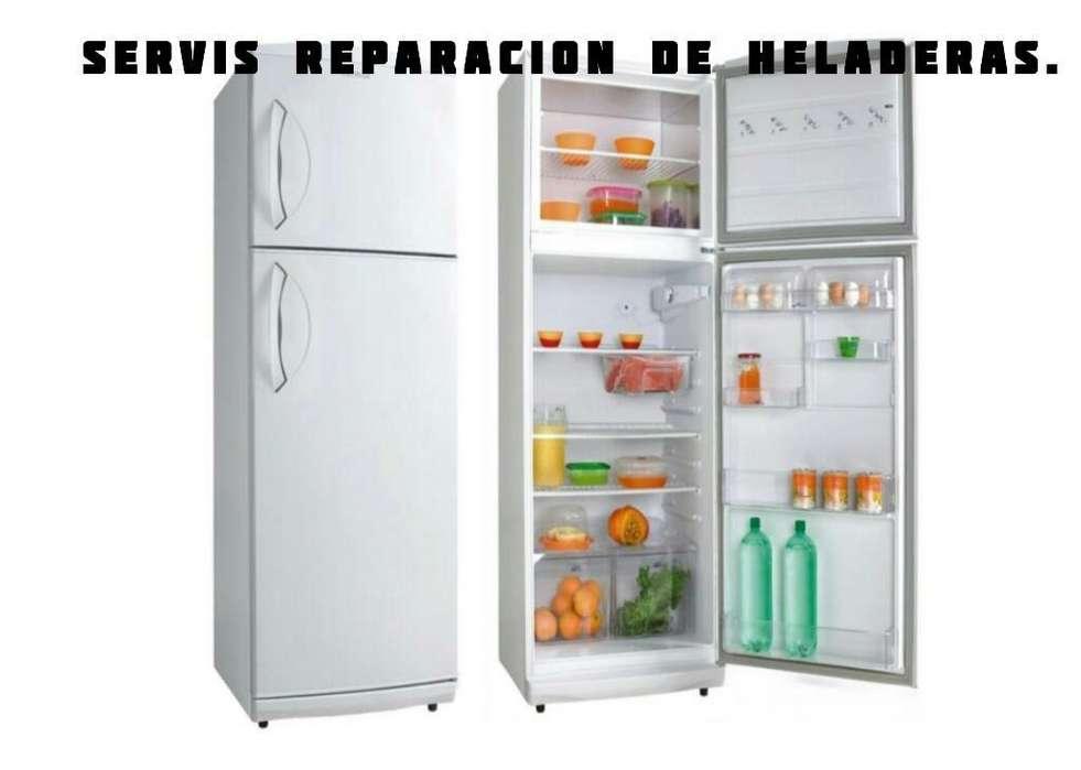 Servis Reparacion de Heladeras