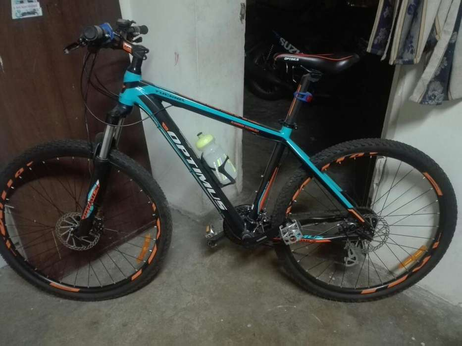 Bicicleta Optimus Tucana Talla M