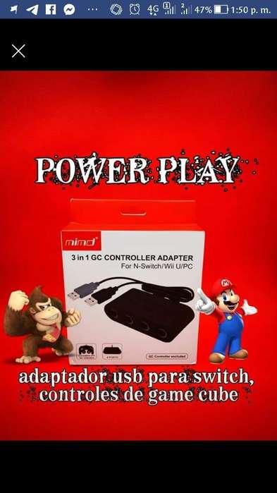 Adaptador Usb Nintendo Switch