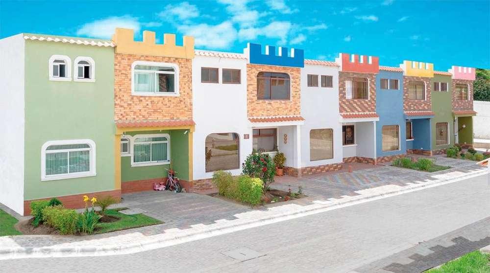 Venta de casas por estrenar Veintimilla Pomasqui Quito