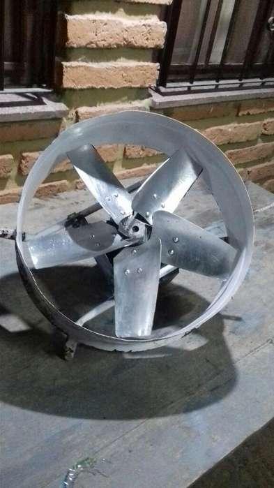 Vendo Estractor de Aire Axial 45 Cm