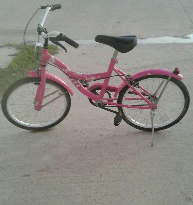 Vendo Bicicleta..sin Uso