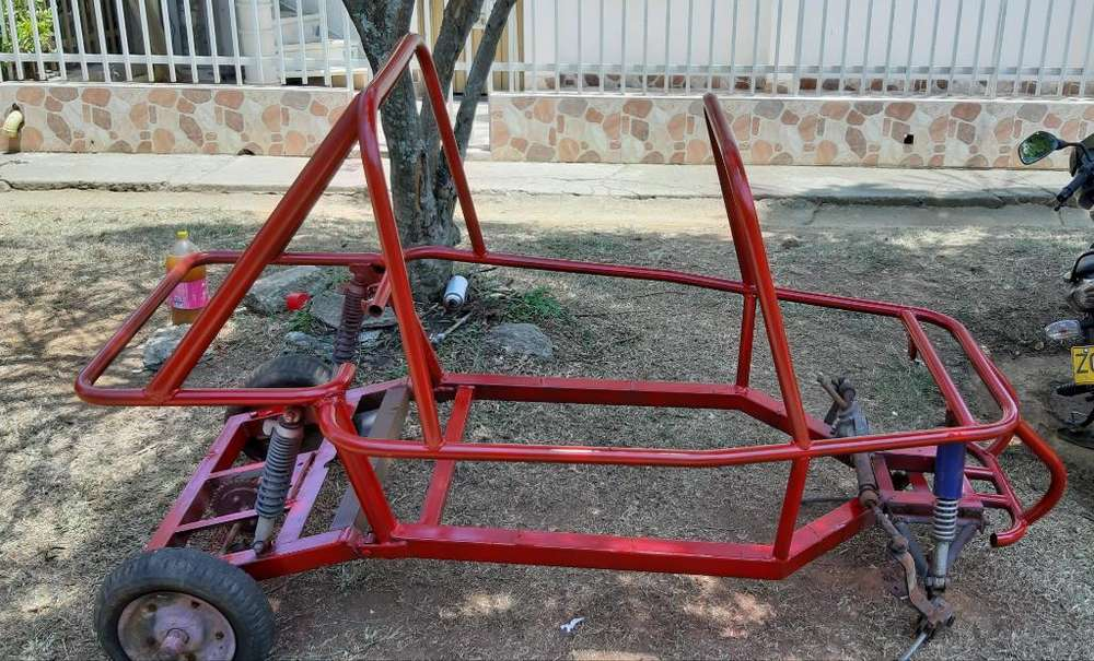 Vendo Chasis de Buggy Artesanal 350.000