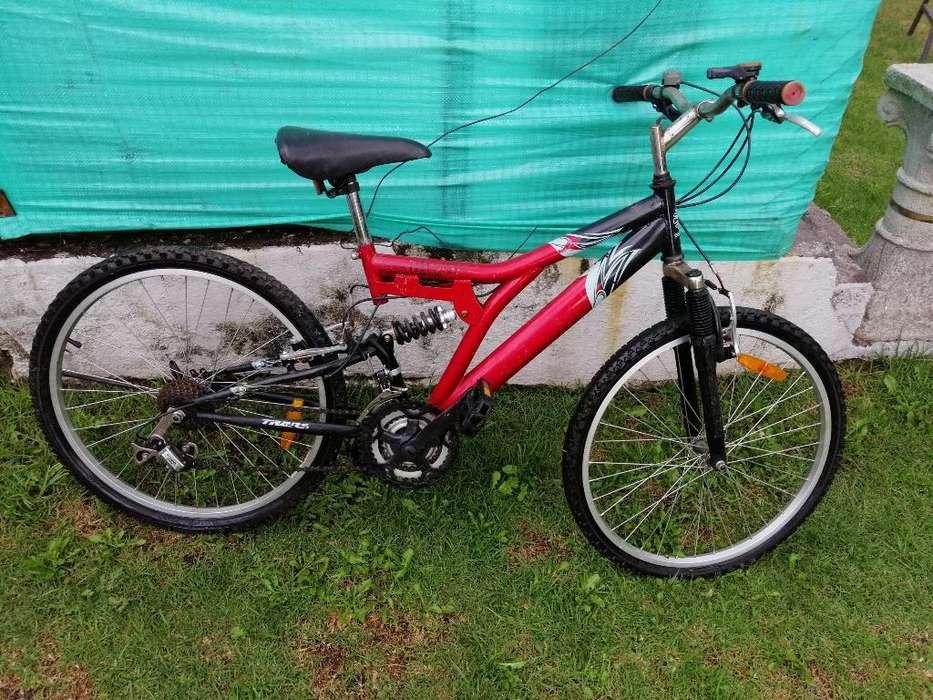 Vendo Bicicleta Usada Excelente Precio
