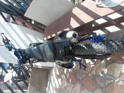 Dakar 200cc todo terreno   para stunt o uso cotidiano encendido electr