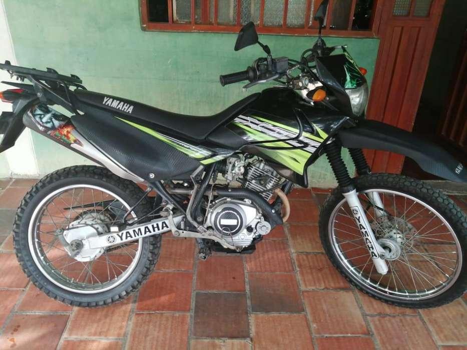 Vendo Moto <strong>yamaha</strong> Xtz 125