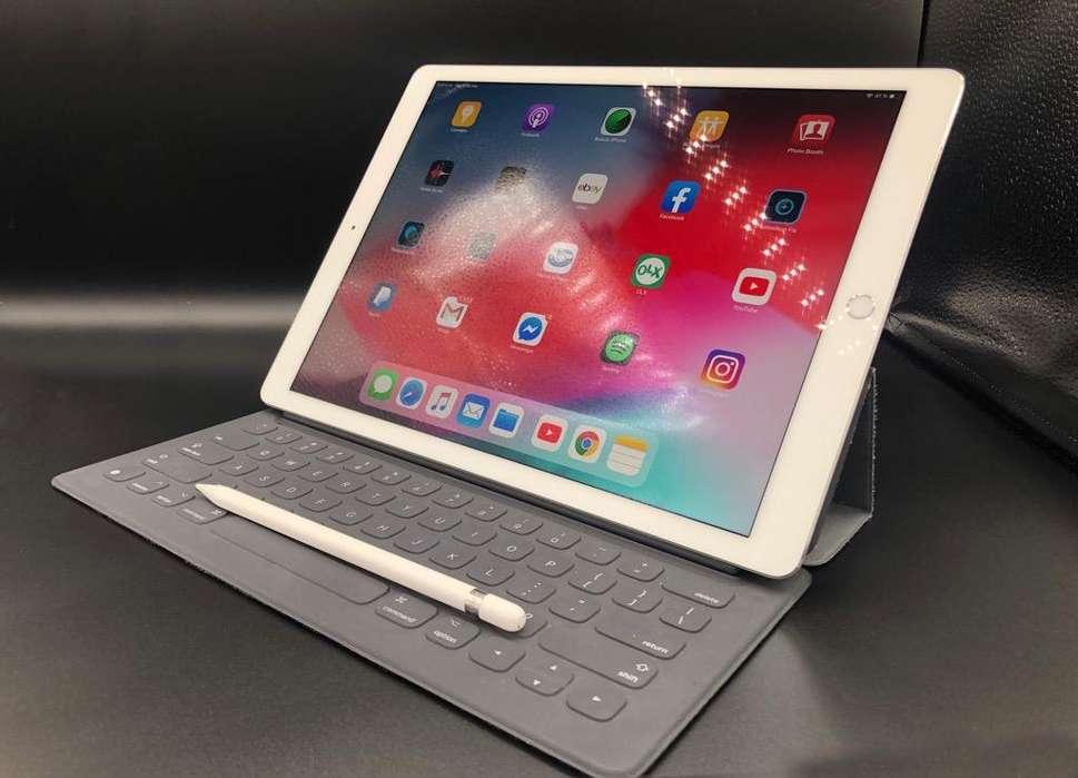 iPad Pro 12.9 64Gb Pencil y Teclado