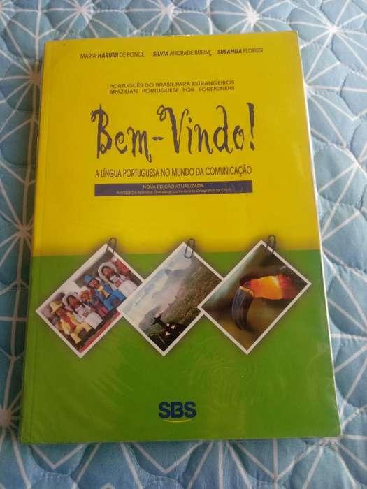 Libro de Portugués Bem-vindo 9na Edición