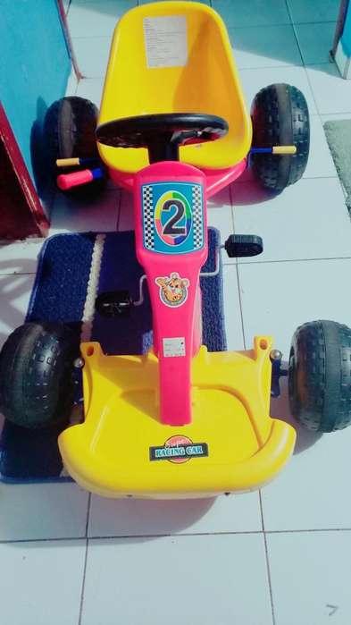 Coche De Pedales Go Kart