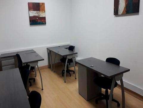 Se Arrienda Oficina Amoblada en Chicó Norte