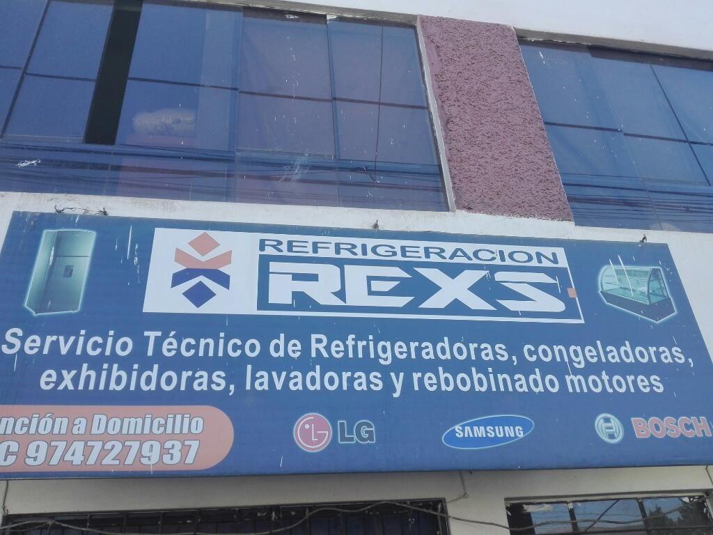 Reparacion Refrigeradoras Y Lavadoras