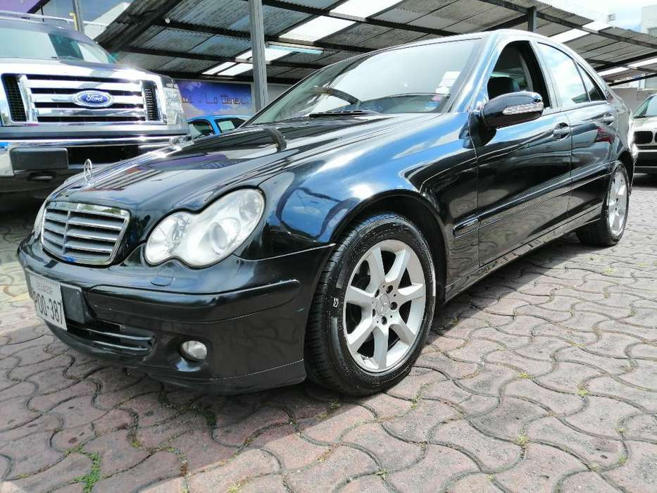 <strong>mercedes-benz</strong> Clase C 2006 - 87000 km
