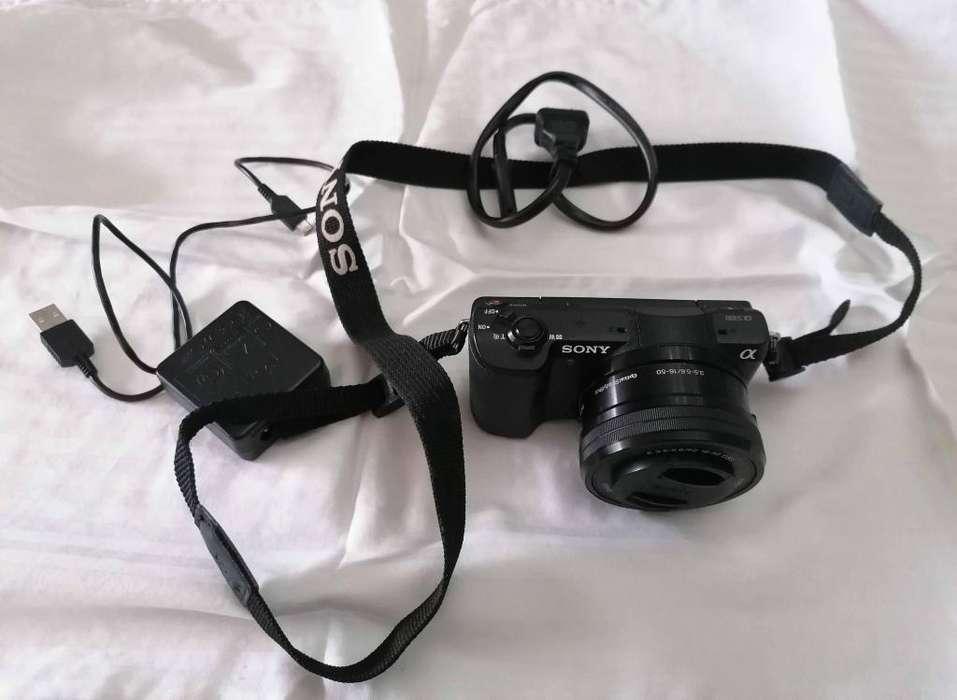 Camara Sony A5100 Mirroless