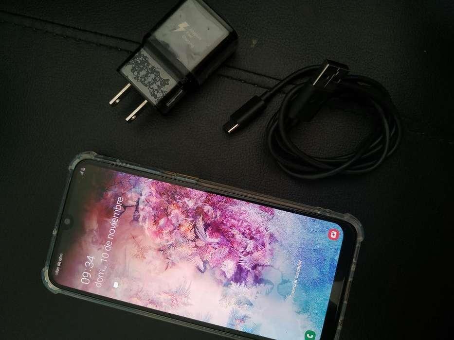 Samsung A50 Poco Uso
