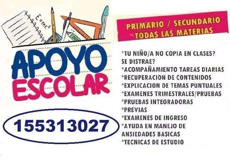 CLASES PARTICULARES DE APOYO