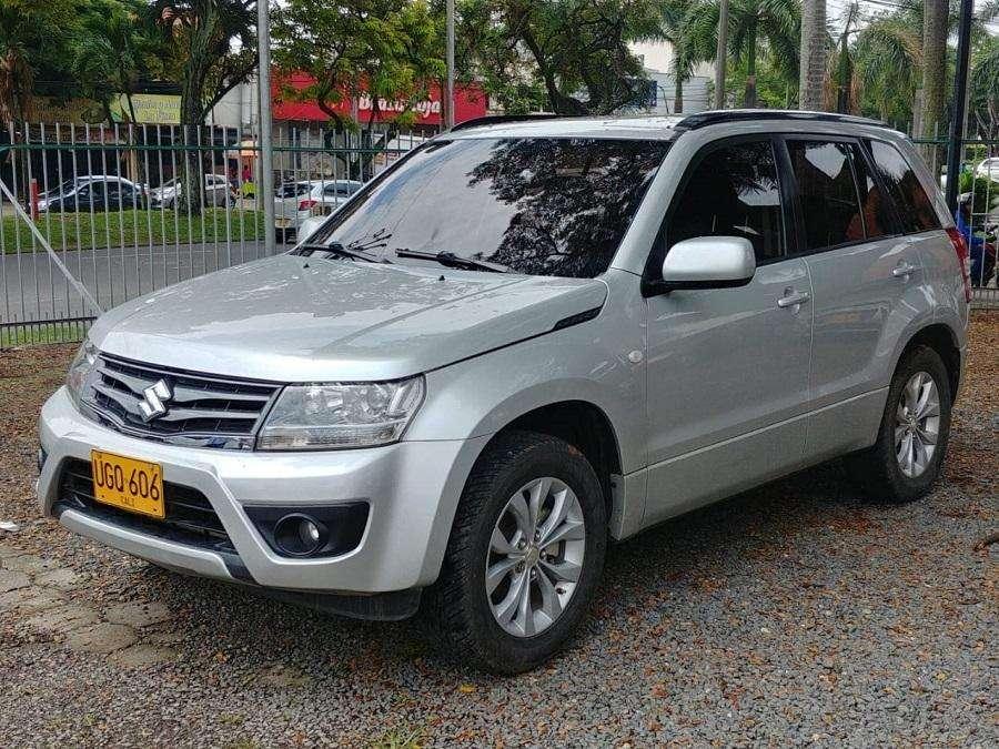 Suzuki Grand Vitara 2015 - 52146 km