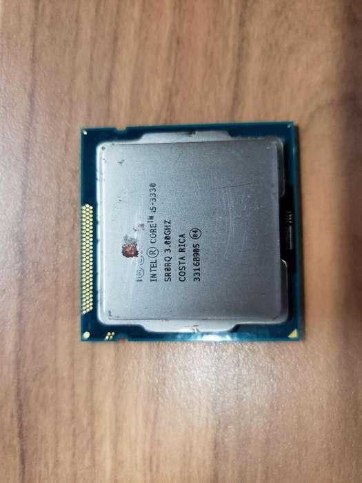 Procesador I5 3330