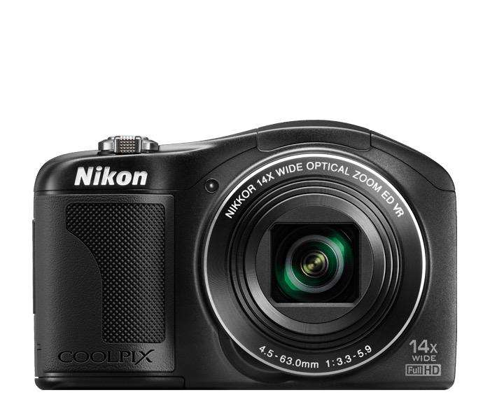 Camara Digital Nikon Coolpix L610 16 Mp