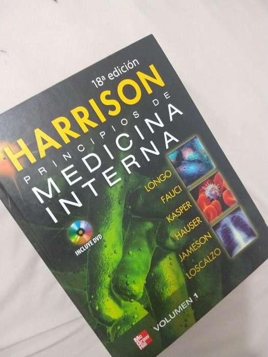 Medicina Interna Harrinson Como Nuevos