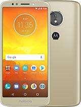 celular MOTOROLA E5. DORADO