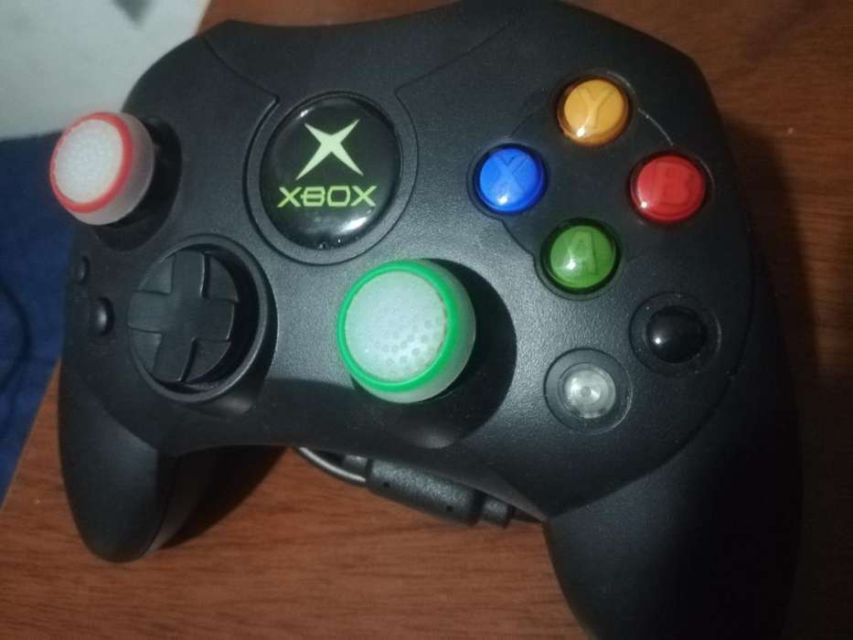 Xbox Caja Negra Clásico