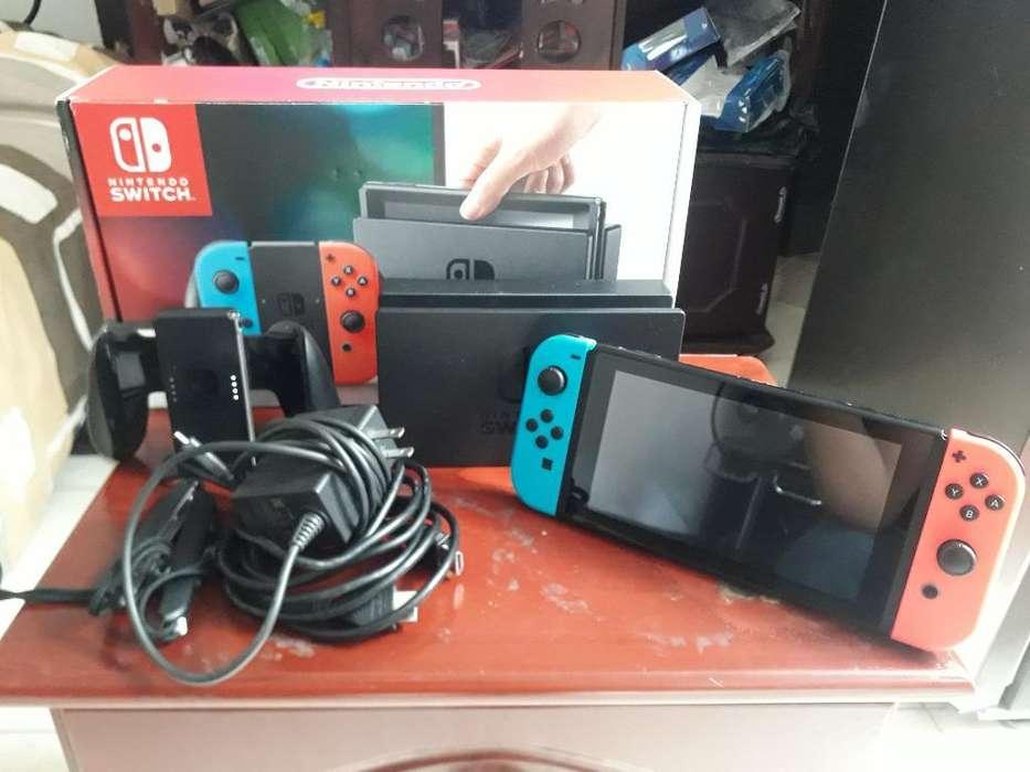 Nintendo Switch Completa