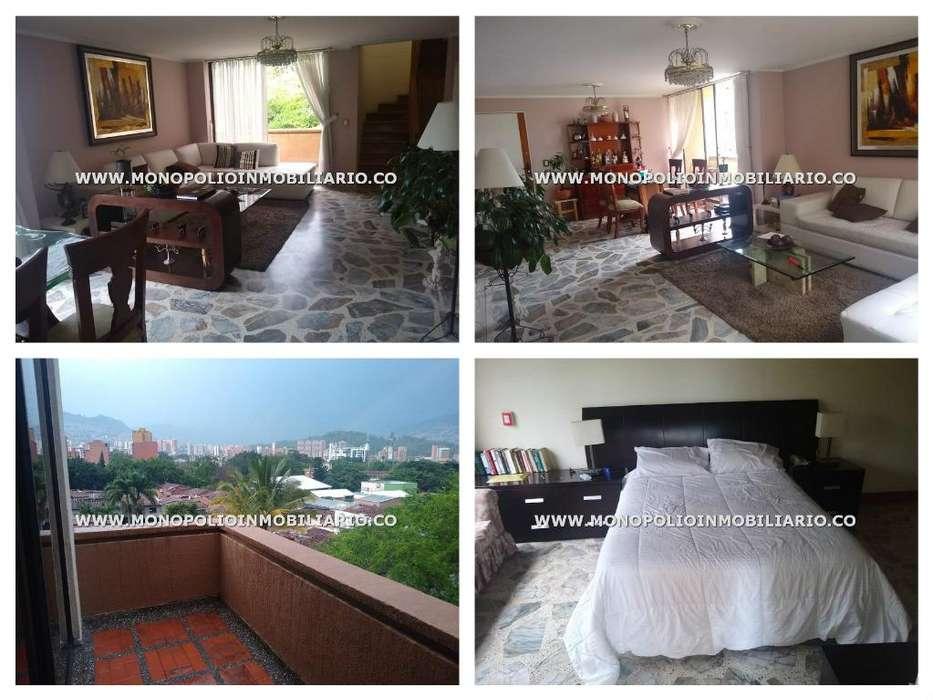rento apartamento amoblado en medellin cod:17601