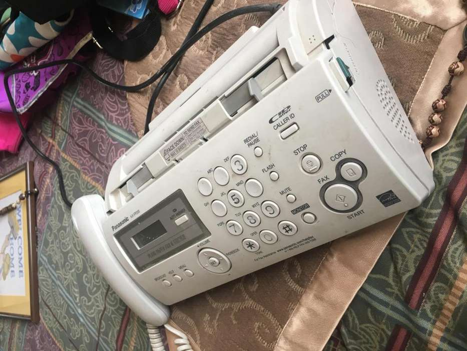 Telefono Fax <strong>panasonic</strong>