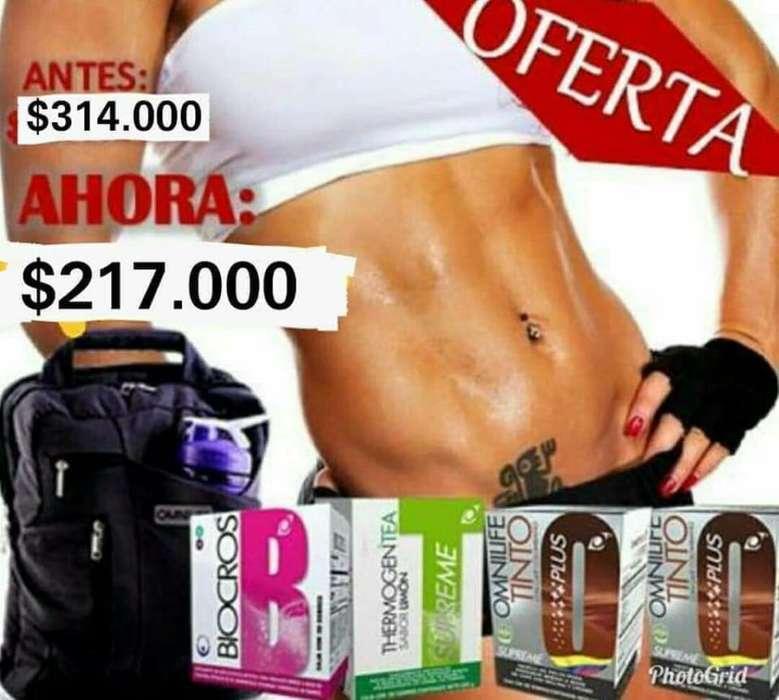 Ofertazo Kit para Bajar de Peso