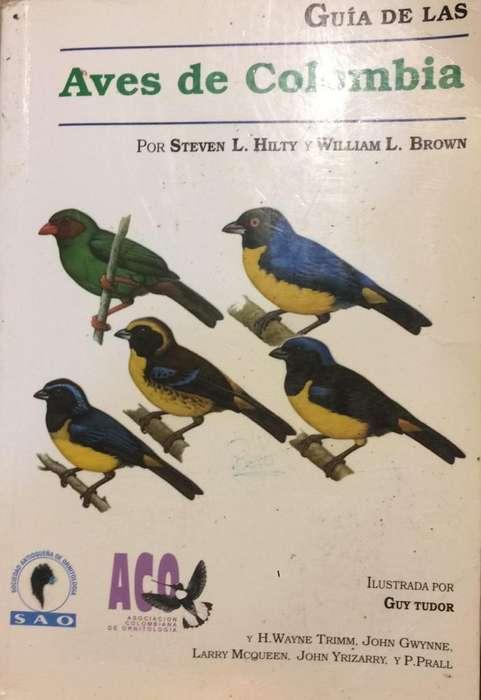 Libro Aves de Colombia