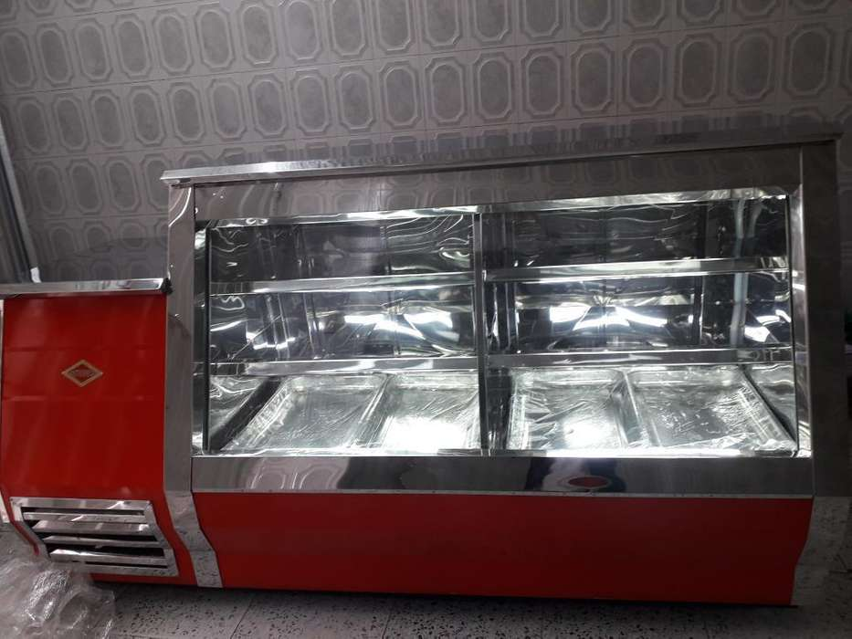 Vendo Nevera Refrigeración Tipo Vitrina