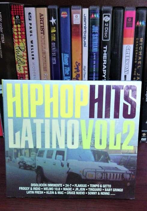Hip Hop Latino / Hits Vol.2 cd