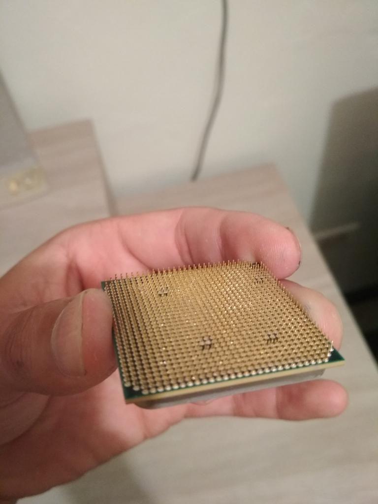 Procesador Fx6300