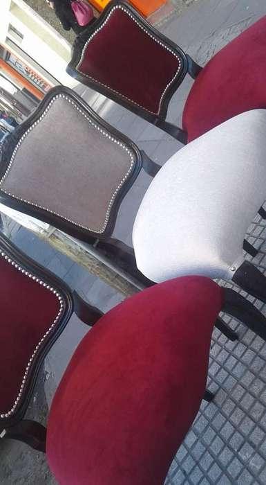 <strong>silla</strong>s LUIS XV restauradas a nuevo