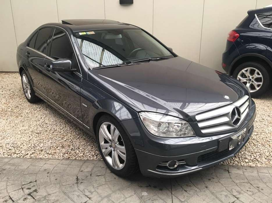 <strong>mercedes-benz</strong> Clase C 2009 - 52000 km