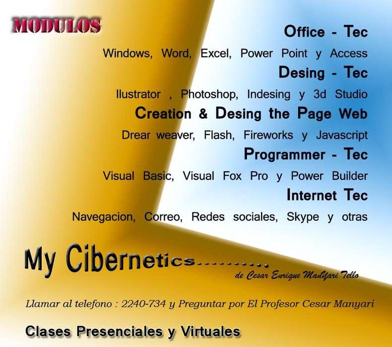 clases de computación personalizada