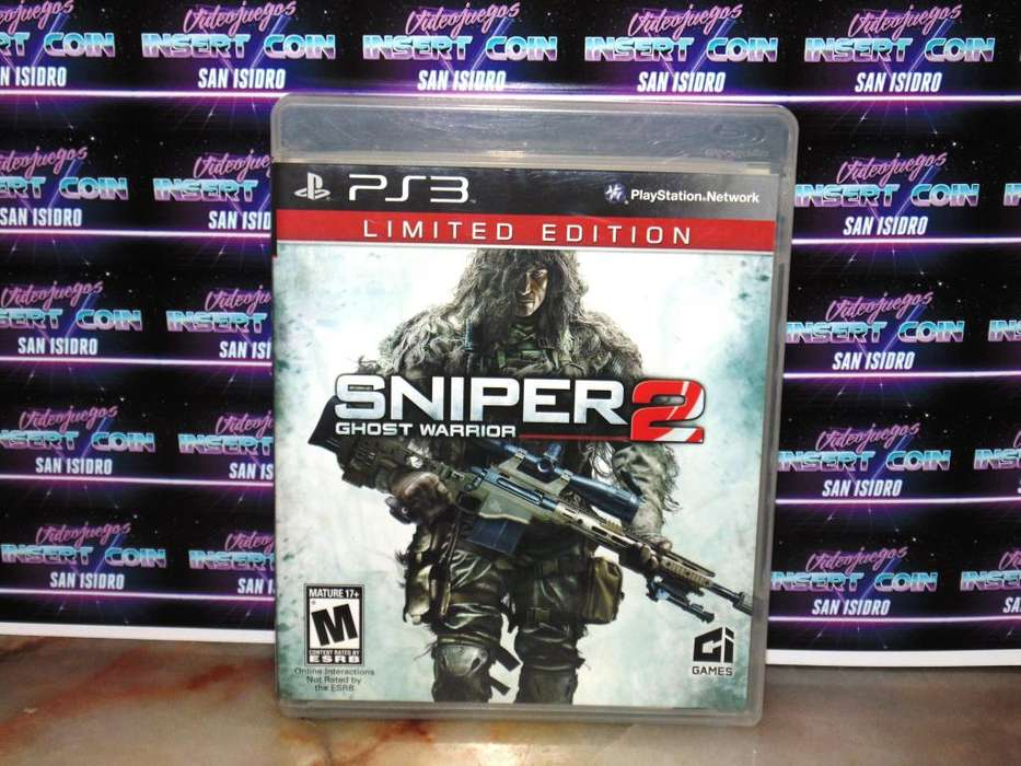 Sniper Elite 2 PS3 Juego Play Station 3