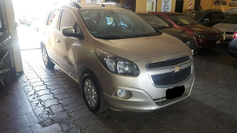 <strong>chevrolet</strong> Spin 2014 - 68000 km