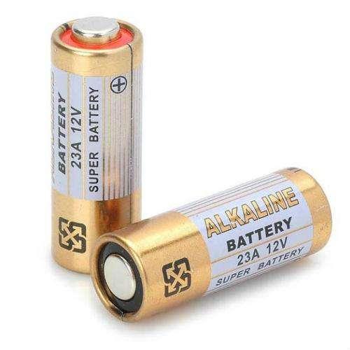 Pila batería 12V control remoto inalambrico