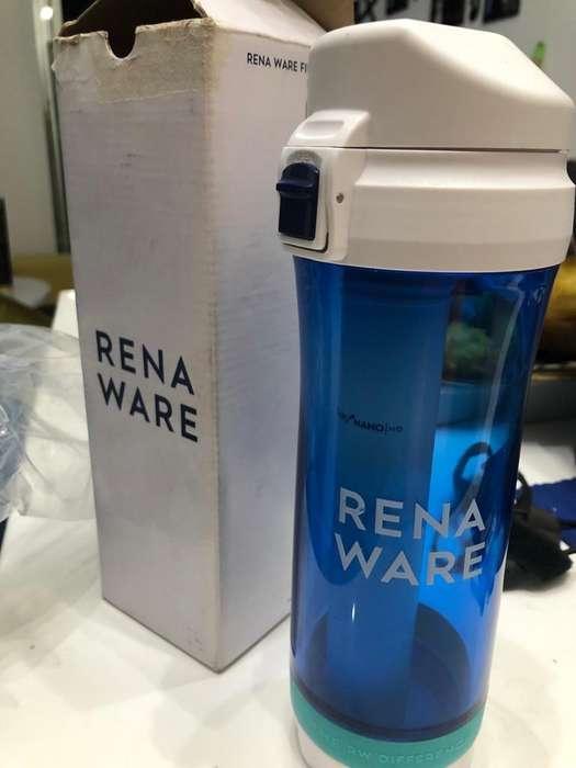 Botella Filtrante de agua Renaware
