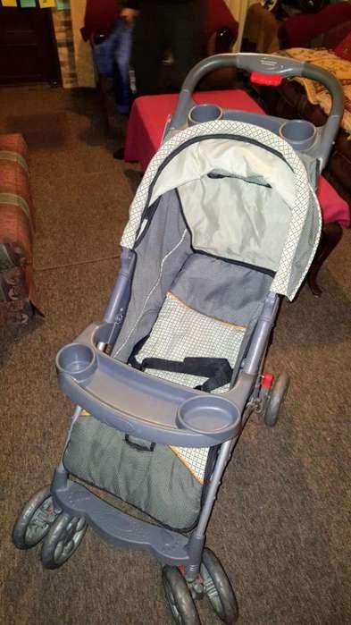 ¡Como nuevo! <strong>coche</strong> plegable para bebé [marca Born] 89