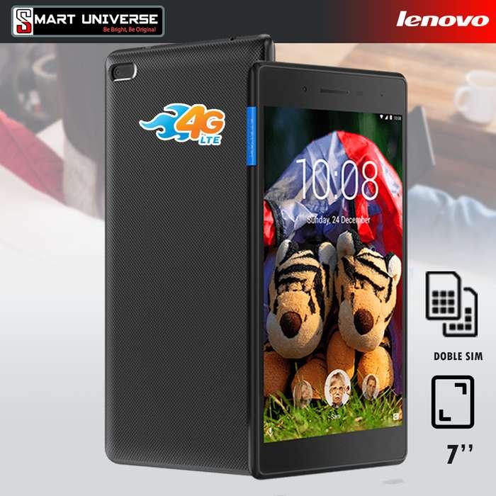 Tablet Lenovo Tab 7 Essential 4G Lte Doble Chip Selladas