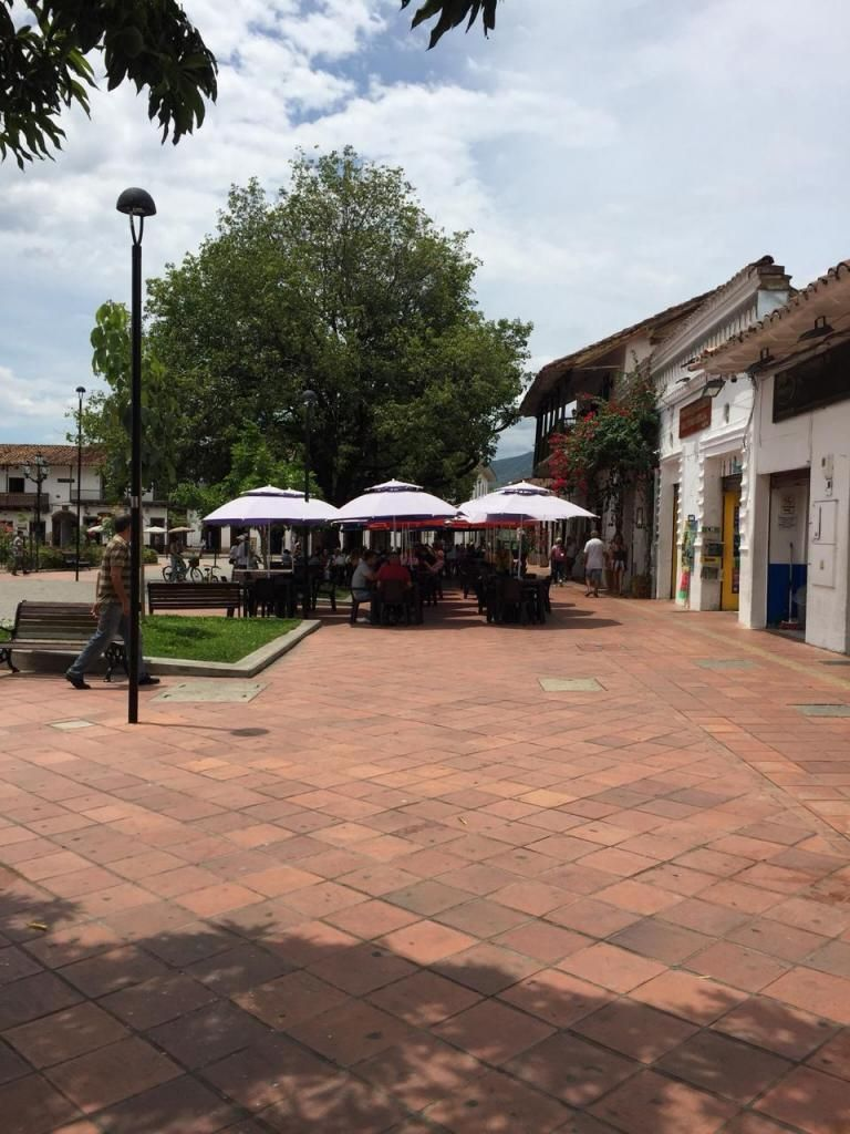 Local Sector Parque Santafe de Antioquia. Código 877099