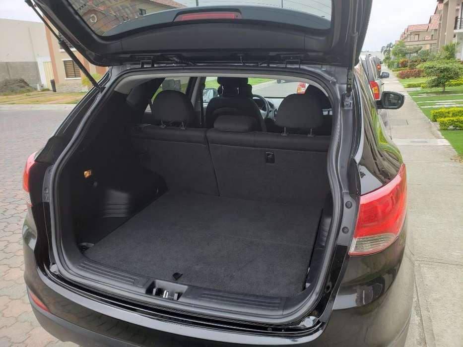 Hyundai Tucson 2014 - 126000 km