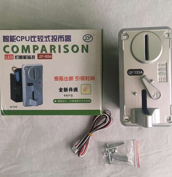 Monedero Electronico para Maquinas