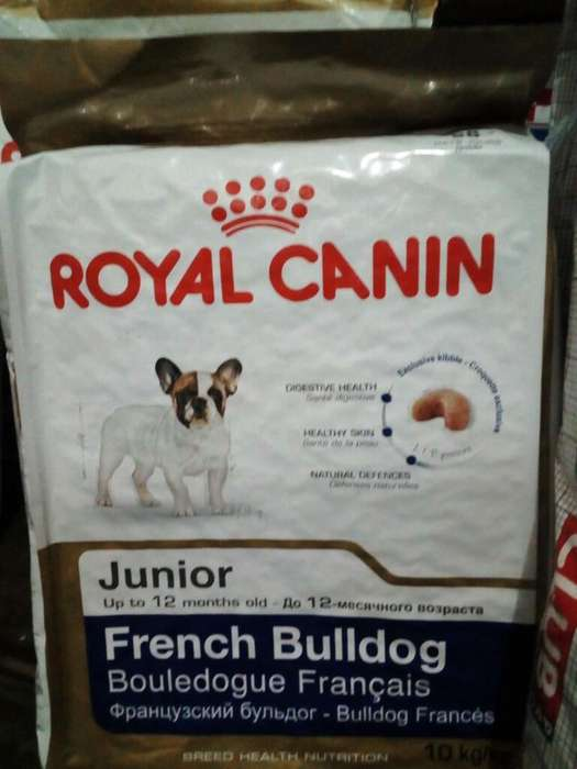 Royal Canin <strong>bulldog</strong> Junior